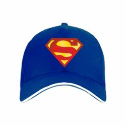 кепка Superman Classic - FatLine