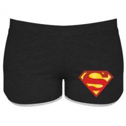 Женские шорты Superman Classic - FatLine