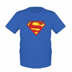 Детская футболка Superman Classic - FatLine