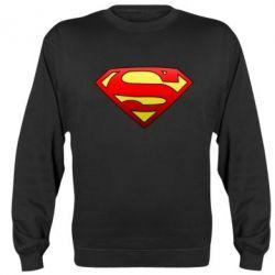 Реглан Superman Logo - FatLine