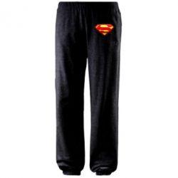 Штаны Superman Logo - FatLine