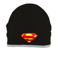 Шапка Superman Logo - FatLine