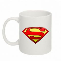 Кружка 320ml Superman Logo - FatLine