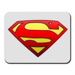 Коврик для мыши Superman Logo - FatLine