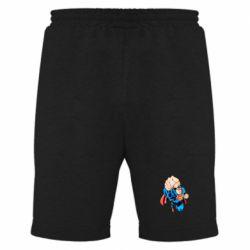 Мужские шорты Супермен Комикс - FatLine