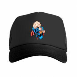 Кепка-тракер Супермен Комикс - FatLine