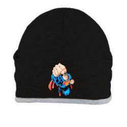 Шапка Супермен Комикс - FatLine