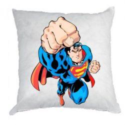Подушка Супермен Комикс - FatLine