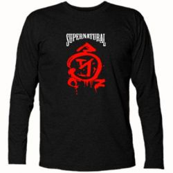�������� � ������� ������� Supernatural Logo