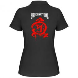 ������� �������� ���� Supernatural Logo - FatLine