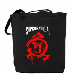 Сумка Supernatural Logo - FatLine