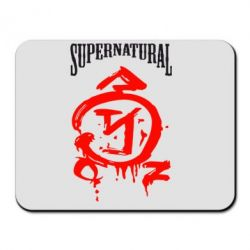 ������ ��� ���� Supernatural Logo