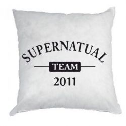 Подушка Supernatural Team