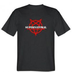 Мужская футболка Supernatural - FatLine