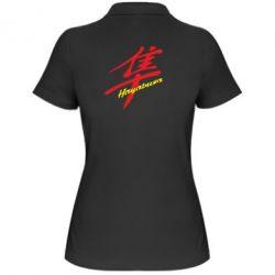 Женская футболка поло Suzuki Hayabusa - FatLine