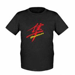 Детская футболка Suzuki Hayabusa - FatLine