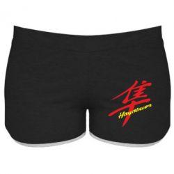 Женские шорты Suzuki Hayabusa - FatLine