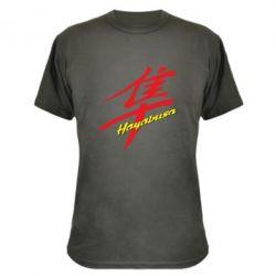 Камуфляжная футболка Suzuki Hayabusa - FatLine