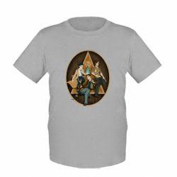 Детская футболка Сверхъестественное Арт - FatLine