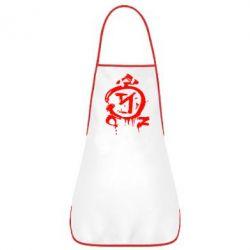 Фартук Сверхъестественное логотип - FatLine