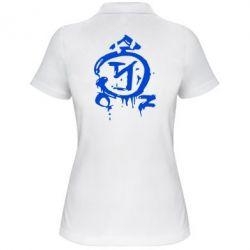 Женская футболка поло Сверхъестественное логотип - FatLine