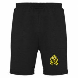 Мужские шорты Сверхъестественное логотип - FatLine