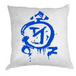 Подушка Сверхъестественное логотип - FatLine