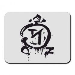 Коврик для мыши Сверхъестественное логотип - FatLine