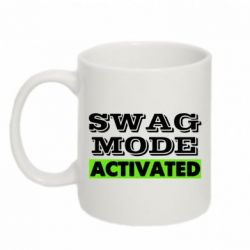 Кружка 320ml Swag mode activated - FatLine