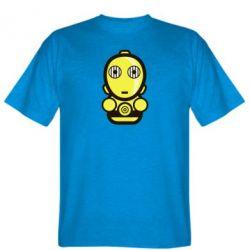 Мужская футболка Sweet C-3PO - FatLine