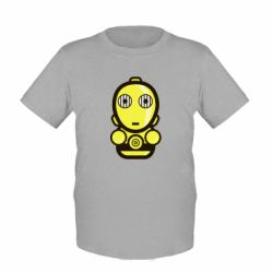Детская футболка Sweet C-3PO - FatLine