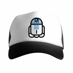 Кепка-тракер Sweet R2D2 - FatLine