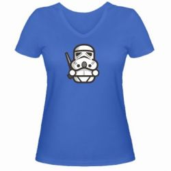 ������� �������� � V-�������� ������� Sweet Stormtrooper - FatLine