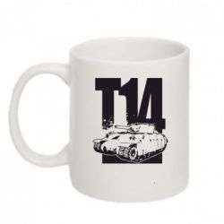 Кружка 320ml T-14 WOT - FatLine