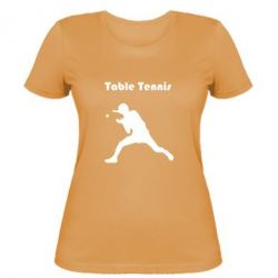 ������� Table Tennis Logo - FatLine