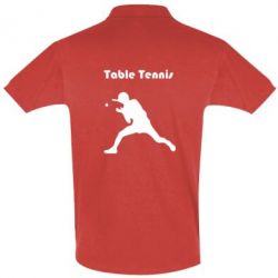 �������� ���� Table Tennis Logo