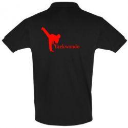 Футболка Поло Taekwondo - FatLine