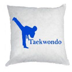 Подушка Taekwondo