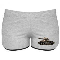 Женские шорты Танк - FatLine