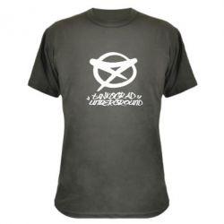 Камуфляжная футболка Tankograd Underground Logo - FatLine