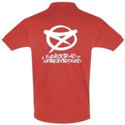 Футболка Поло Tankograd Underground Logo - FatLine