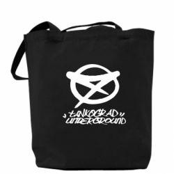 Сумка Tankograd Underground Logo - FatLine