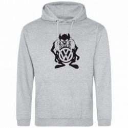 Толстовка Тасманский дьявол Volkswagen