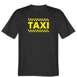 Мужская футболка TAXI - FatLine