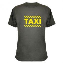 Камуфляжна футболка TAXI - FatLine