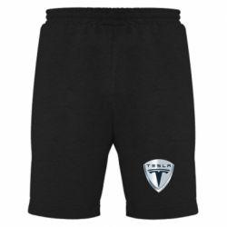 Мужские шорты Tesla Corp - FatLine
