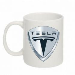 Кружка 320ml Tesla Corp - FatLine