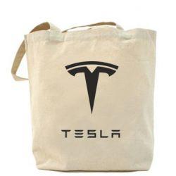 ����� Tesla Logo - FatLine