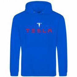 Мужская толстовка Tesla - FatLine