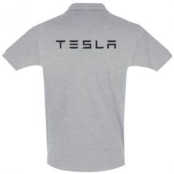 Футболка Поло Тесла